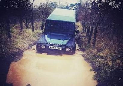 Added 4x4 Off Road Driving To Basket
