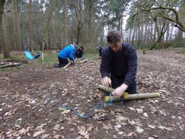 Bushcraft Pioneering Experience Image