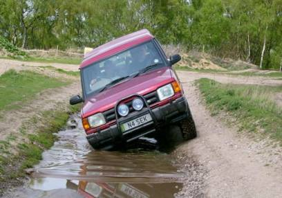 Added 4x4 Off Road Family GPS Challenge To Basket