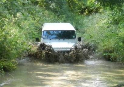 Sporting Trials Cars Mud Plugging  - West Malling, Kent for 11 years+