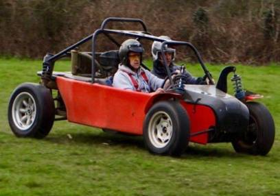 Apache Rally Car Driving  - West Malling, Kent for 11 years+ Image