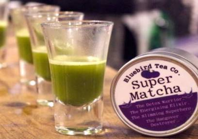 Matcha Green Tea Tasting Masterclass - various locations in UK. Image