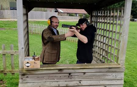 One Hour One Hour Clay Shooting  - Bristol Suitable for 16 yrs + Image