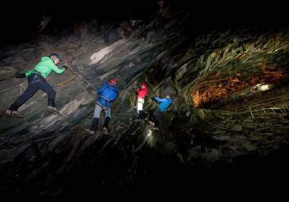 Climb The Mine Adventure Experience  in Lake District suitbale 10 years + Image