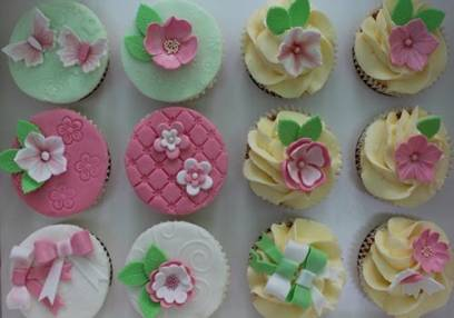 Cupcake Baking and Decorating Essex for Over 14 Years + Image