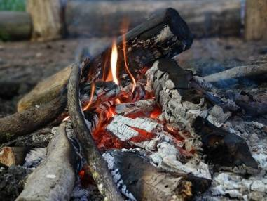 Bushcraft Fire Lighting Experience Image