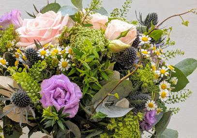 Summer Flower Arranging Classes near Northamptonshire