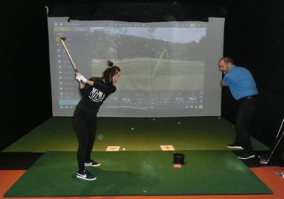30 min Golf Lesson for Her @Home of Golf Image