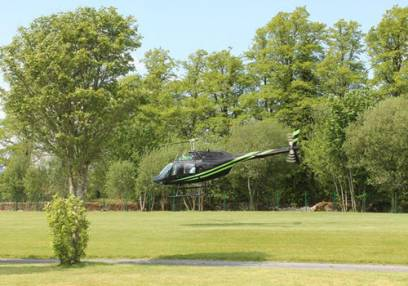 30 min Sightseeing Helicopter Tour Nottingham - LGE Image