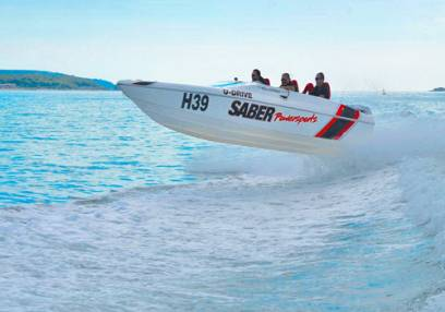 Added Honda Solo Boat Racing 1 Hour To Basket