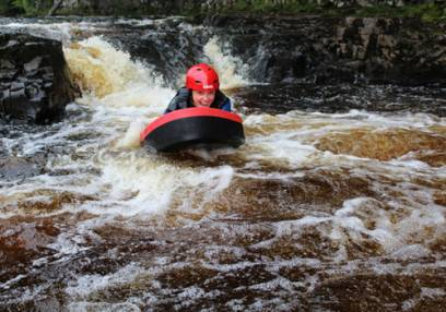 Added Hydrospeeding in the Lake District To Basket