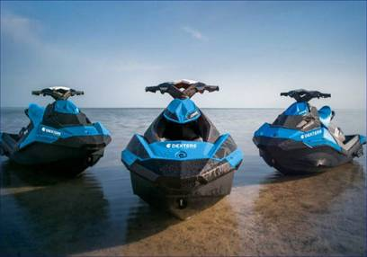 Jet Ski Safari Coastal Rides  - Suitable For All Scarborough Image