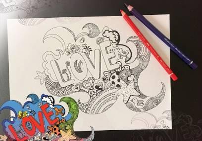 Added Online Doodle Art Classes To Basket