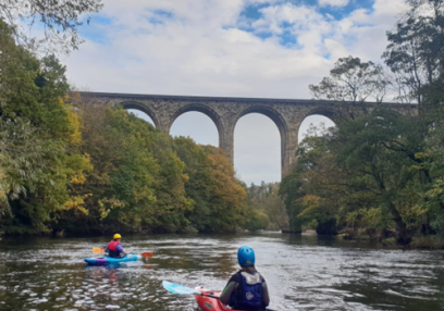 Added Lower River Dee Whitewater Day Out for 2 To Basket