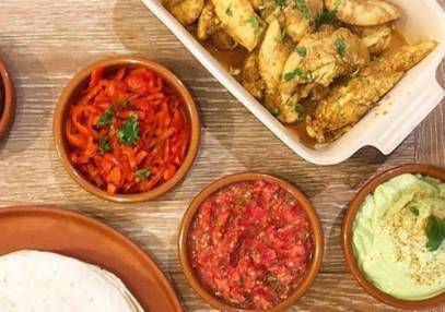 Added Mexican Street Food Cookery Class To Basket