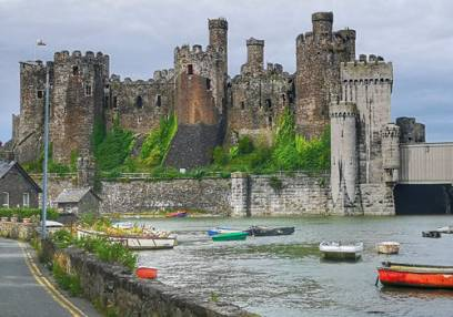 North Wales Castles - Edward Longshank's Ring of Iron tour