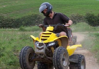 Adult Quad Biking in Nottingham Fun Day Out Off Road Experience Image