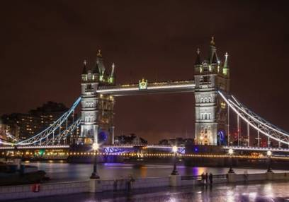 London Night Photography Private Tuition for 16 years+ Image