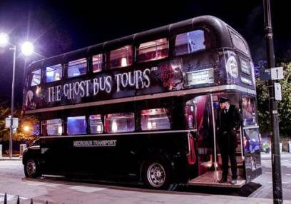 75 Minute Spooky York Ghost Bus Tours  Suitable for All Ages Image