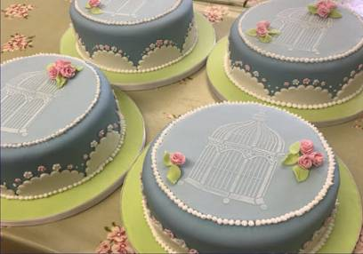 Added Beginners Cake Decorating Classes To Basket