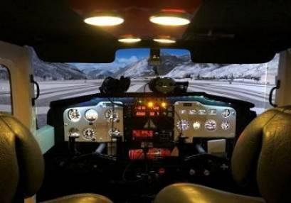 Added Flight Simulator in Cessna 172 Skyhawk To Basket