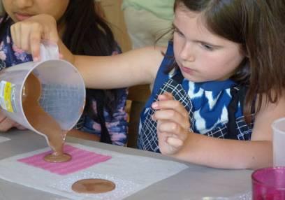Childrens Chocolate Making  - Buckinghamshire Image