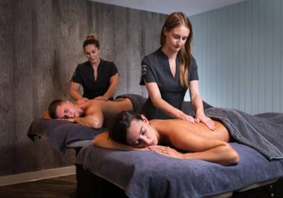 Couples Spa Day Cornwall  - St Michaels Falmouth Bay - LGE Image
