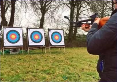 Crossbow Experience  - Sherwood Forest Nottingham, 12 Years+ Image