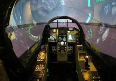 Added F-16 Falcon Fighter Pilot Simulation To Basket