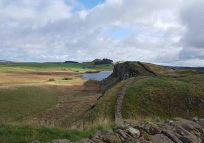 Walking Tour of Hadrian's Wall Image