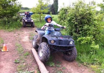 Junior Off Road Driving Days  - West Malling, Kent for 11 years+ Image