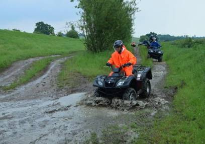 Adult Quad Biking in Nottingham Fun Day Out Off Road Experience
