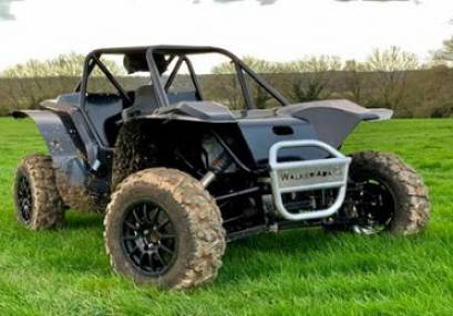 2 hour experience to drive a 1200cc Off Road Rally Buggy