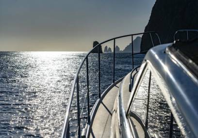 Sorrento Sunrise Private Boat Trip  - For upto 10 People