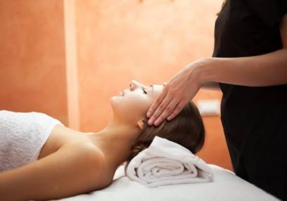 Indian Head Massage at Relax  - Gifts for Him and Gifts For Her