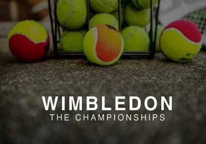 Wimbledon 2022 - Centre Court - Week 1