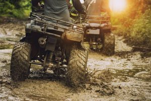 Quad biking off road driving experience UK