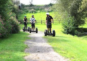 Segway hire and tours gift vouchers in UK