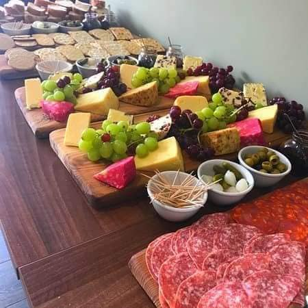 Cheese & Wine Sharing Platter for Two Gallery Image