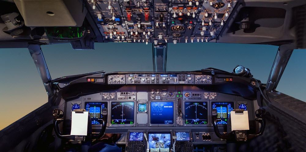 30 Minute Flight Simulator Experience Gallery Image
