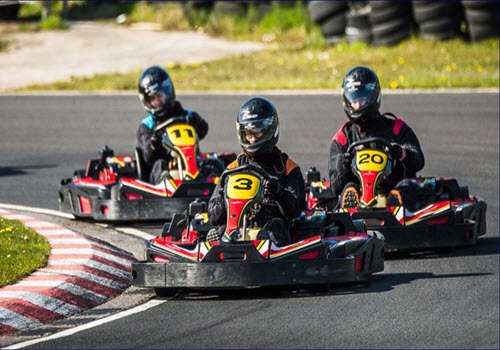 Adult & Teenage Go Karting (16+) Gallery Image