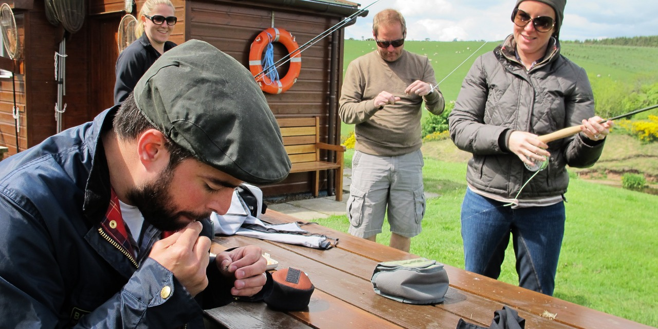 Fly Fishing Experience For Beginners Gallery Image