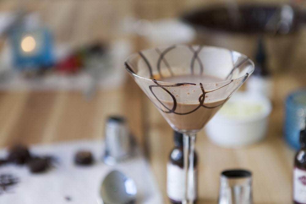 Luxury Chocolate Workshop Gallery Image
