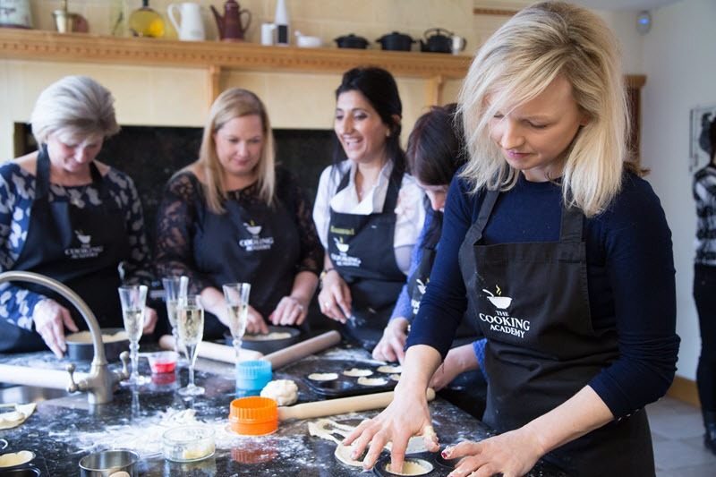 Cooking Academy Half Day Cookery Class Gallery Image