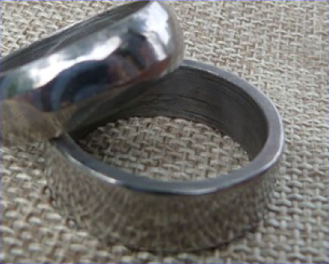 hand crafted ring making hereford