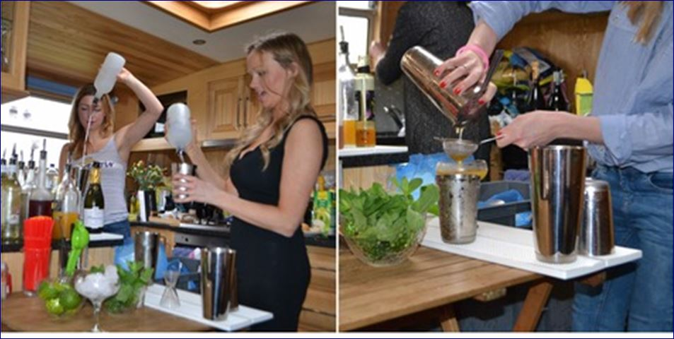 COCKTAIL MAKING CLASS Gallery Image