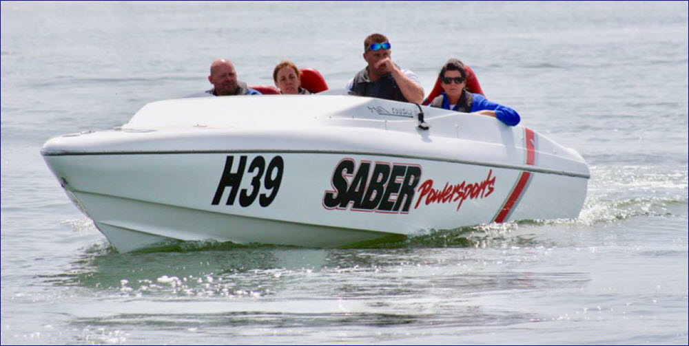 Boat Racing Package For One Gallery Image
