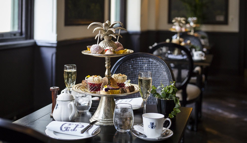 Grand Pacific Afternoon Tea Manchester