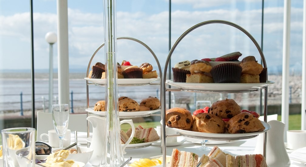 afternoon tea morecambe hotel