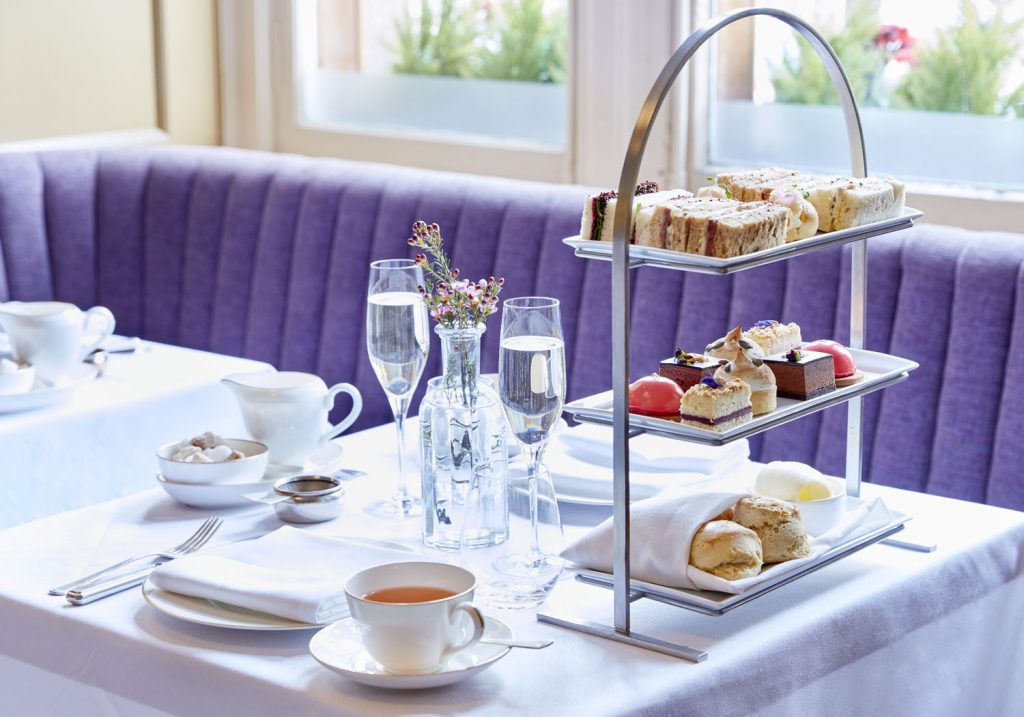 The Midland Hotel manchester afternoon tea